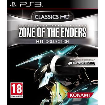 Zone of the Enders HD Collection (PS3) - New