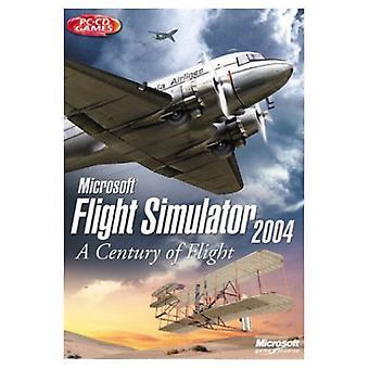 Flight Simulator 2004 århundrede af Flight spil-ny