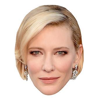 Cate Blanchett masker