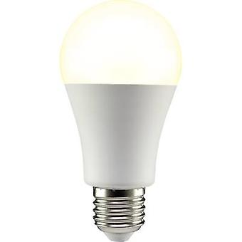 Sygonix LED EEC A+ (A++ - E) E27 Arbitrary 12 W = 75 W Warm white (Ø x L) 60 mm x 119 mm 1 pc(s)