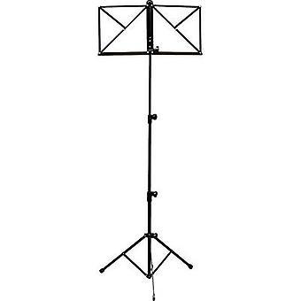 MSA Musikinstrumente NS-3 musikk stå svart