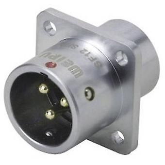 Conector de Weipu SF1213/P9 bala Plug, série em linha reta (conectores): número Total de SF12 de pinos: 9 1 computador (es)