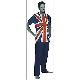 Union Jack Wear Union Jack Pyjamas