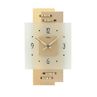 Horloge murale AMS - 9241