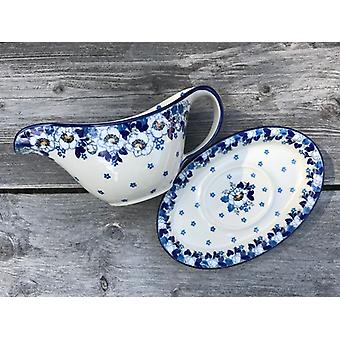 Noble sauce boat + saucer, BSN, 700 ml, Lady A-0468