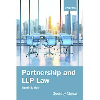 Partnerskap och Llp lag 8e av Morse & Geoffrey