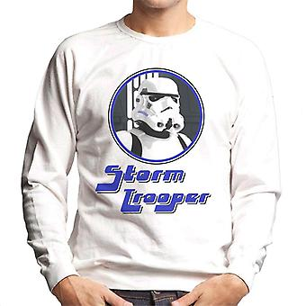 Felpa originale Stormtrooper 70s Retro-uomo