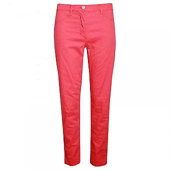 Betty Barclay Women's Slim Leg Stretch Cotton Trousers