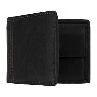 TOM TAILOR BEN mens wallet wallet purse with RFID protection black 7644