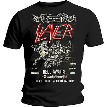 Slayer Vintage Flyer T-Shirt