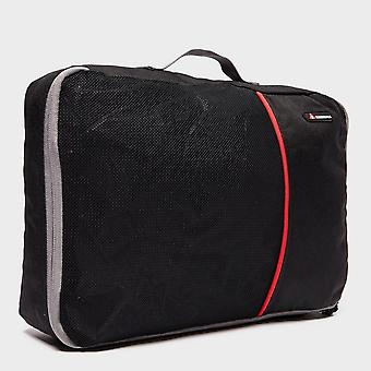Nouvelles techniques Emballage Cube Full Size Travel Luggage Black