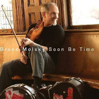 Bruce Molsky - bald werden Zeit [CD] USA import