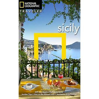 National Geographic Traveler - Sicily (4th Revised edition) by Tim Jep