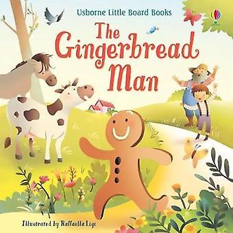O homem de gengibre pelo homem-biscoito - 9781474953504 livro