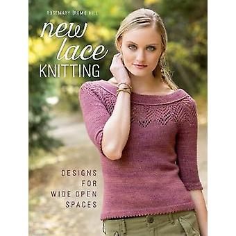 New Lace Knitting - Designs for Wide Open Spaces by Rosemary Hill - 97