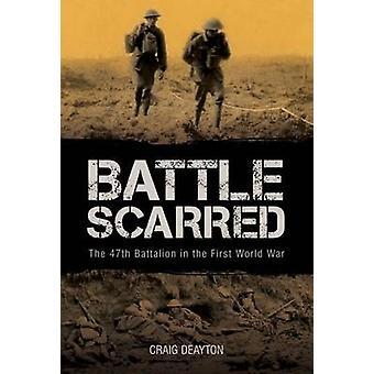 Battle Scarred by Craig Deayton - 9781922132000 Book