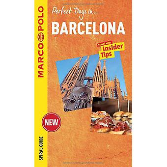 Barcelona Marco Polo Spiral Guide by Marco Polo - 9783829755023 Book