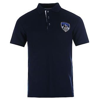 Team Mens Core Polo Shirt Short Sleeve Football Tee Top