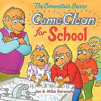 Berenstain Bears komma ren för skolan (Berenstain Bears