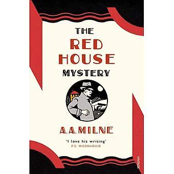 Röda huset mysteriet (Vintage klassiker)