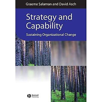 Strategie und Fähigkeit: Erhaltung der Organisationsänderung (Management, Organisationen und Unternehmen)