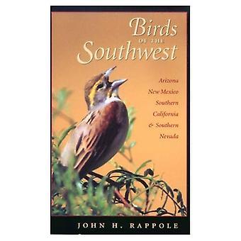 Fåglar i sydväst: Arizona, New Mexico, södra Kalifornien och södra Nevada