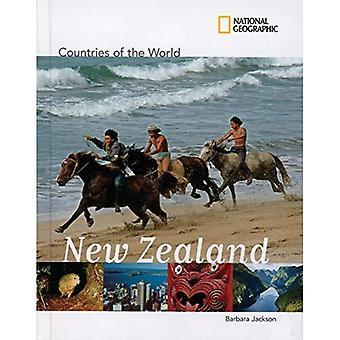 """Nya Zeeland (länder av världen) (""""National Geographic"""" länder i världen) (""""National Geographic"""" länder..."""