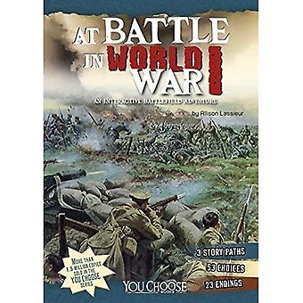 Vid strid i världskriget I: en interaktiv Battlefield äventyr (du väljer: slagfält)