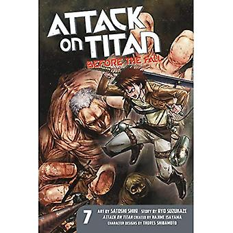 Aanval op Titan: Before the Fall 7