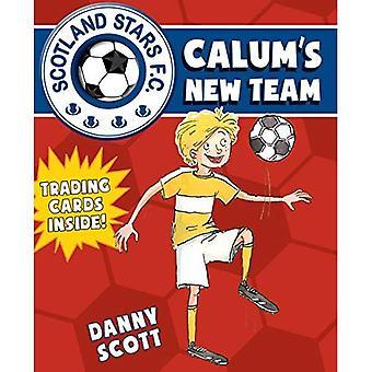 Calum's New Team