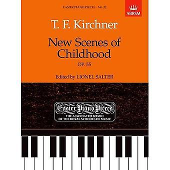 Nowe sceny z dzieciństwa, Op.55: łatwiejsze fortepian kawałki 52 (łatwiejsze utworów fortepianowych (ABRSM))