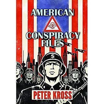 American salaliitto tiedostot: Tarinoita sille ei kerrottu
