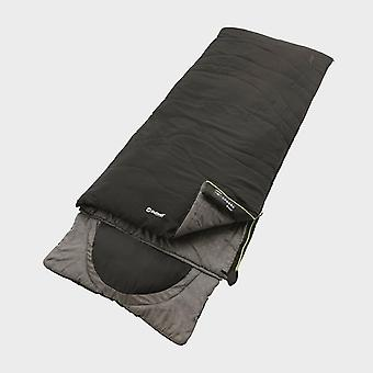 New Outwell Contour Sleeping Bag Black