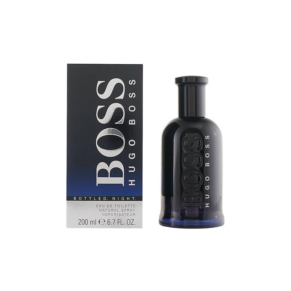 Hugo BOSS BOTTLED NIGHT edt vapo 200 ml