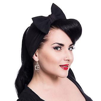 Rockabella Bowed Headband