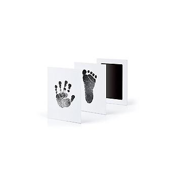 Baby Fotavtryck Handavtryck 2x2