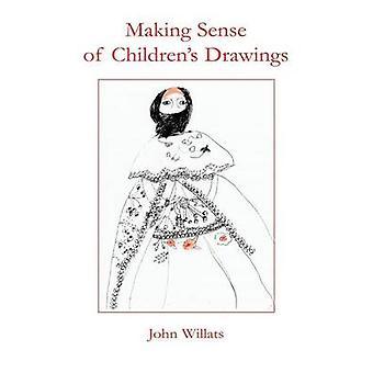 Att göra känsla av barnens teckningar av Willats & John
