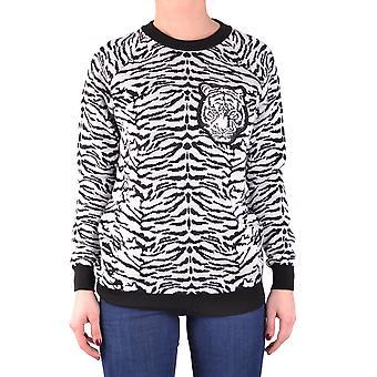 Pinko Ezbc056206 Women's Black Acrylic Sweater
