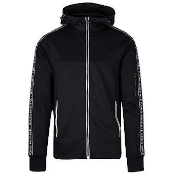 Michael Kors  Black Hooded Jacket