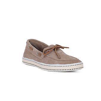 Frau velours kurk schoenen