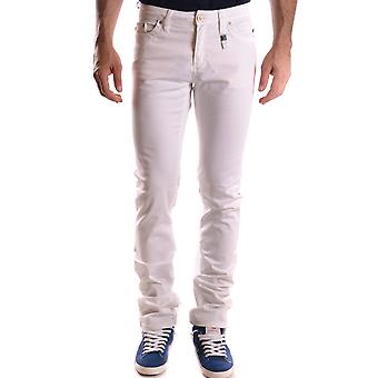Andrew Mackenzie Ezbc245003 Uomini's Jeans denim bianco