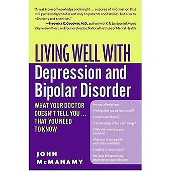 Living Well with Depression and Bipolar Disorder - What Your Doctor Do