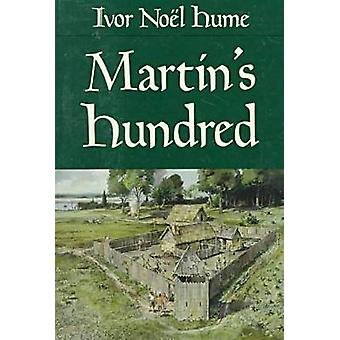 Martin's Hundred (2nd Revised edition) by Ivor Noel Hume - 9780813913