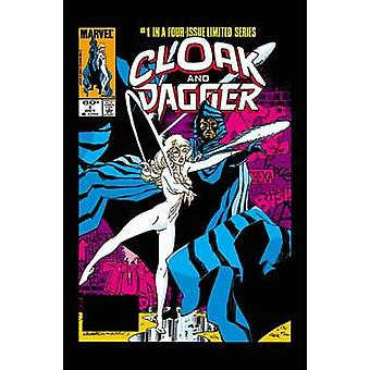 Cloak and Dagger - Shadows and Light by Bill Mantlo - Al Milgrom - Chr