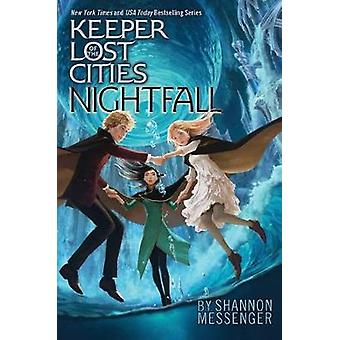 Nightfall by Shannon Messenger - 9781481497404 Book