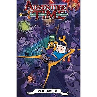 Adventure Time - Vol. 8 - 9781785852923 Book