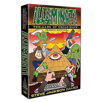 Illuminati 2nd Edition Card Game