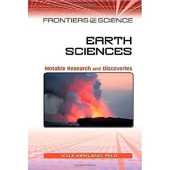 Geovetenskap: Anmärkningsvärda forskning och upptäckter (Frontiers of Science)