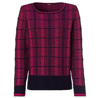 OLSEN Olsen Blue Navy Sweater 11002885