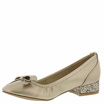 Kids Kenneth Cole Reaction Girls Tap Mia Slip On Pumps